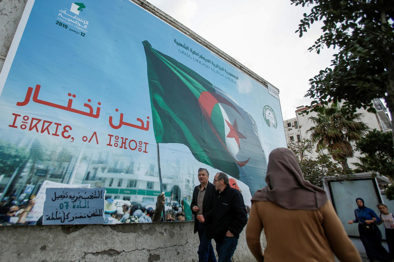 Cinco candidatos fueron anunciados este 2 de noviembre para las elecciones presidenciales 2019 en Argelia.