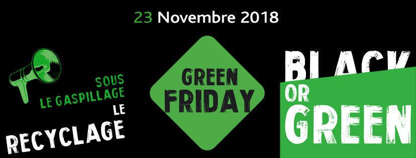 A Green Friday quer privilegiar a venda de objetos reciclados para diminuir a quantidade de resíduos no planeta.