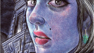 La première de couverture de «Moi, ce que j'aime, c'est les monstres» de Emil Ferris, aux Editions Fantagraphics.