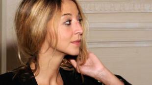 Kora Andrieu, officier des droits de l'homme auprès du Haut commissariat des Nations unies aux droits de l'homme (HCDH)..