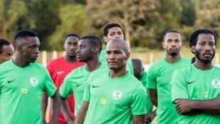 L'équipe de Guyane française, avec laquelle évolue notamment Florent Malouda, participe à la Gold Cup 2017. C'est une grande première pour les Yana Doko.