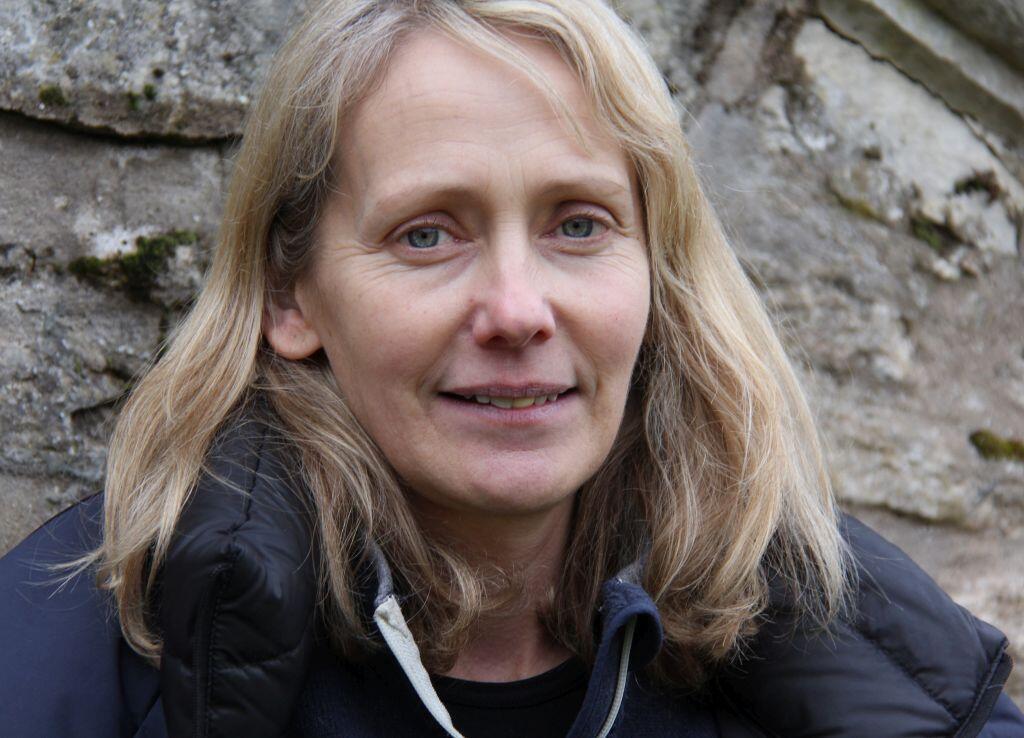 Photo d'accueil. Jane Eyre, négociante de l'année, passionnée des grands vins de Bourgogne. Photo Agnieszka Kumor, RFI