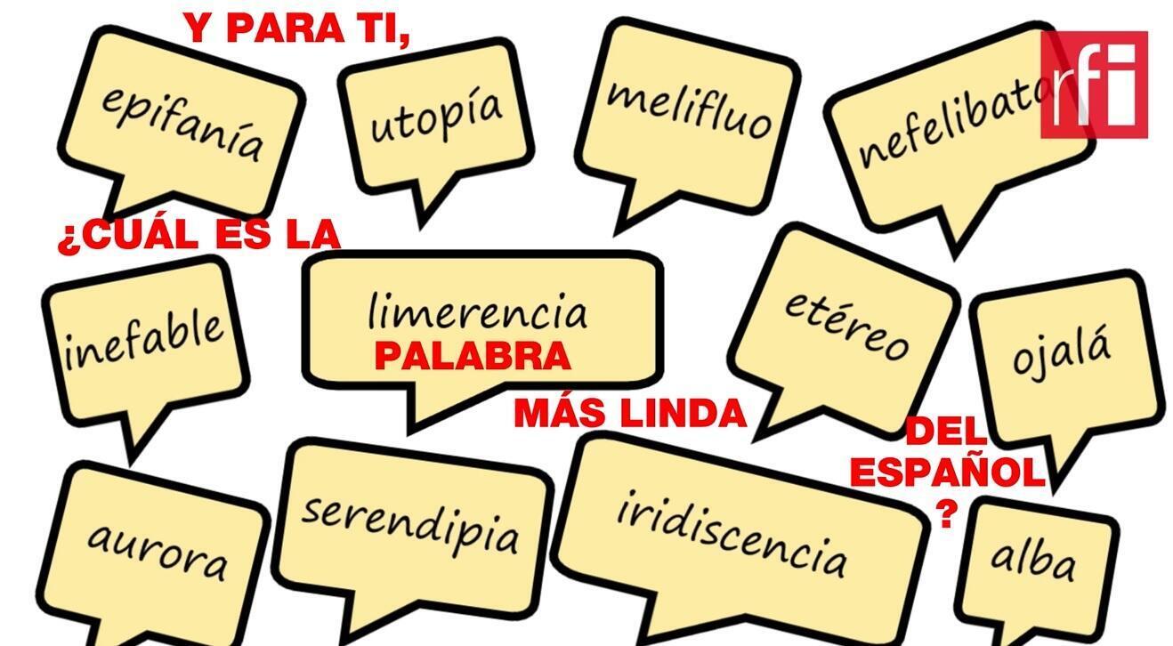 ¿Cuál es la palabra más linda del español?