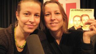 Las Hermanas Caronni en RFI.