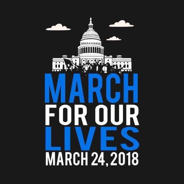 Près de 500 000 personnes sont attendues dans les rues de Washington pour demander une législation plus sévère sur les armes à feu, samedi 24 mars 2018