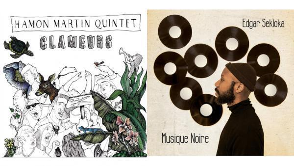 Hamon Martin Quintet Edgar Sekloka CD