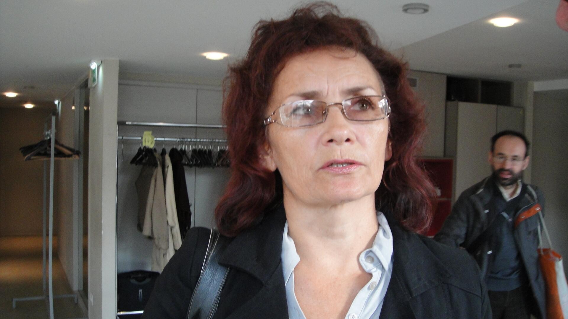 Ирина Халай, председатель организации «Волга-Дон»