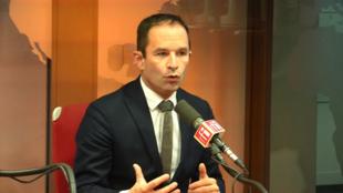 Benoît Hamon sur RFI, le 29 octobre 2018.