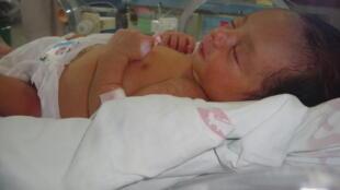 Bébé hopital