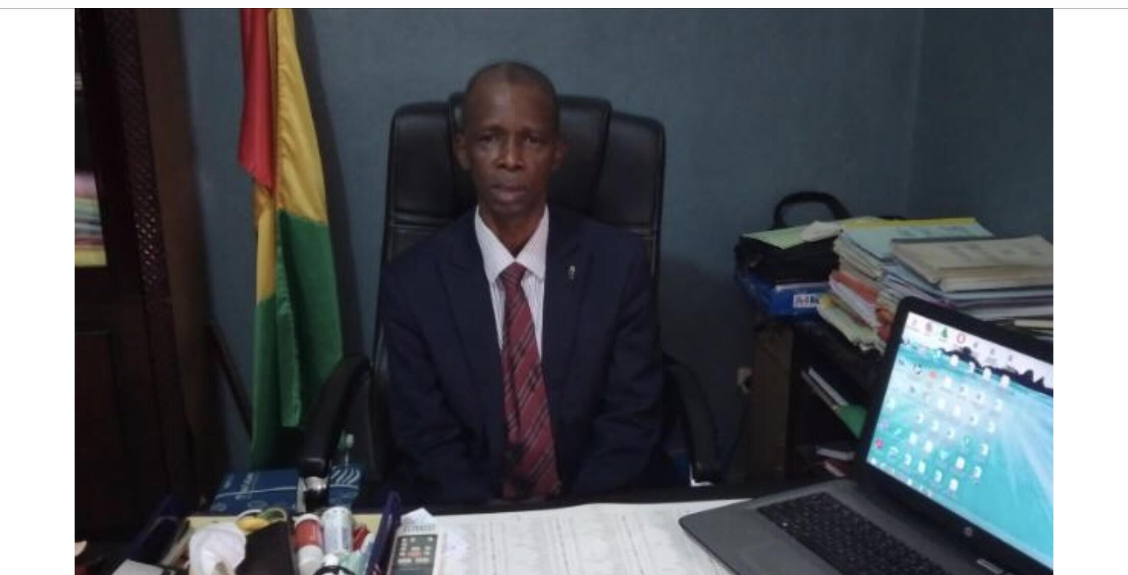 Maitre Hamidou BARRY CPI GUINEE