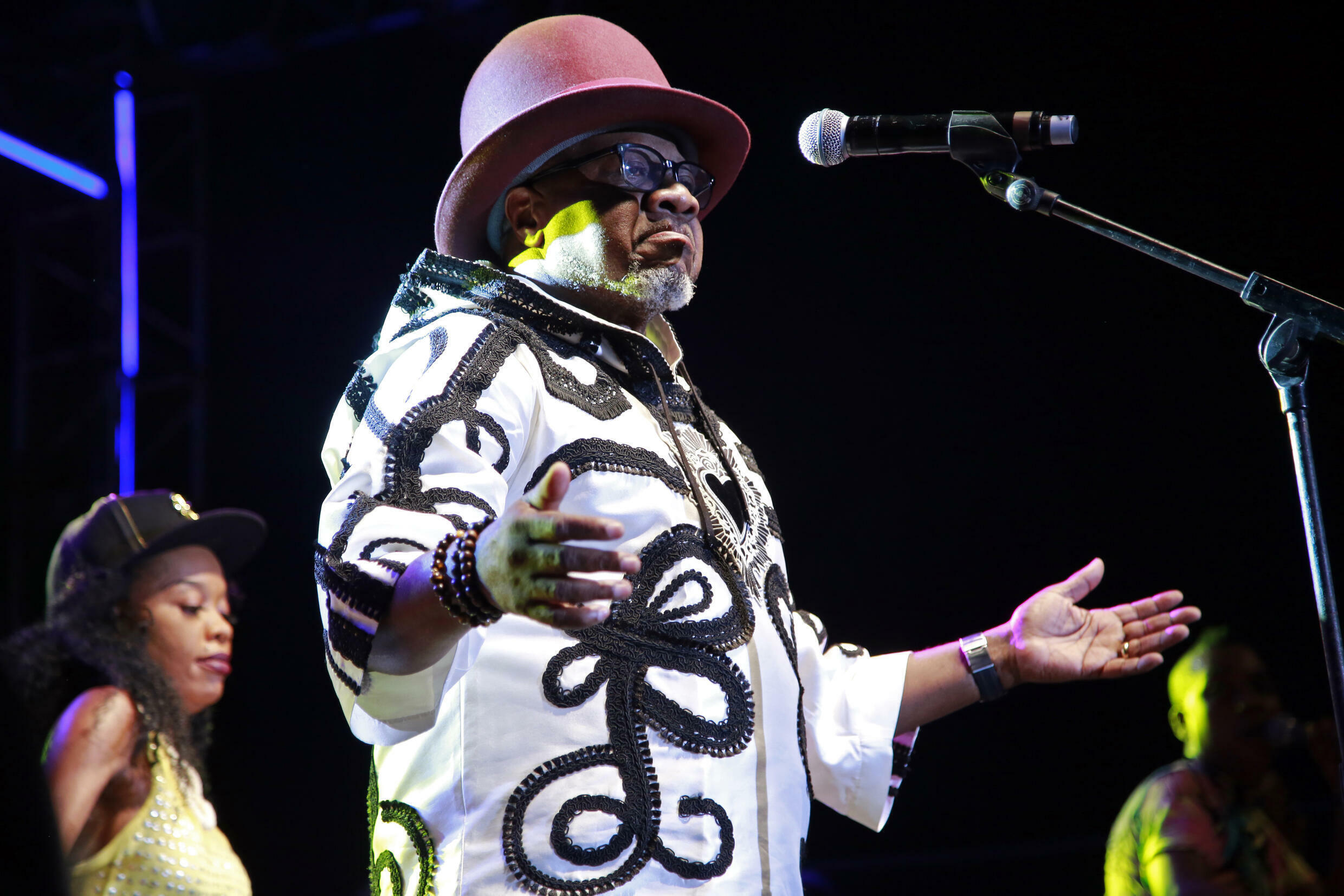 King of rumba: Congolese music icon Papa Wemba helped bring rumba to a world audience