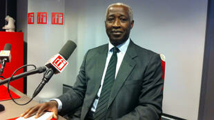 Raymond Ndong Sima, ancien Premier ministre gabonais.