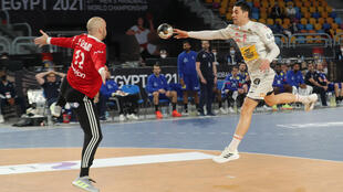 PHOTO Handball France-Espagne 31 janvier 2021