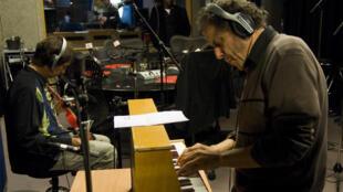 Pascal Comelade au studio 136