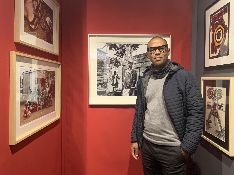 Fotógrafo são-tomense, José Chambel