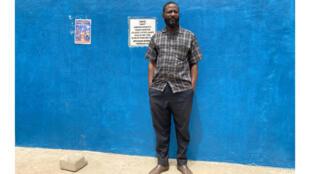 Sierra Leone - Ibrahim Bockarie, chargé de ressources naturelles à l'ONG Search for Common Ground