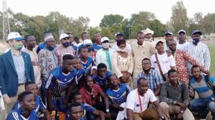 Club RFI - participants Bandiagara - 17 avril 2021