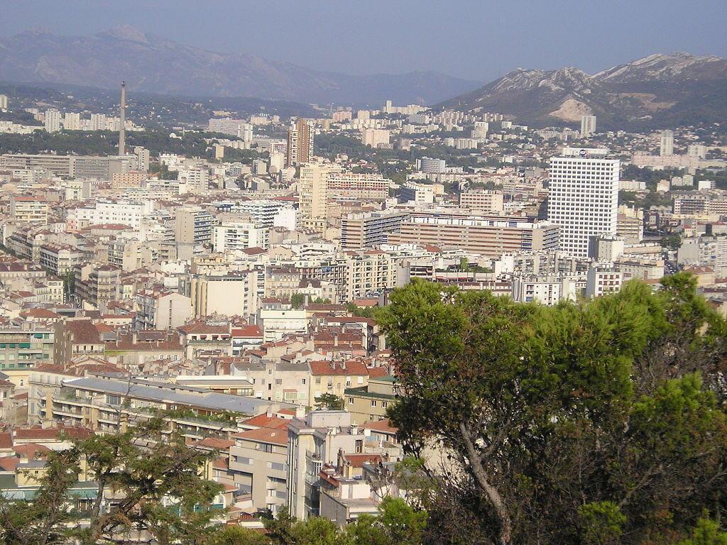 Un bidonville Rom a été expulsé à Marseille (photo d'illustration).