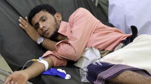 Quatre-vingts pour cent de la population yéménite dépend de l'aide des Nations unies.