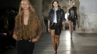 Paris Fashion Week in 2016 - models will have to undergo regular medicals because they are considered at risk of having eating disorders