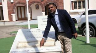 Feizal Sidat regressa à presidência da Federação Moçambicana de Futebol.