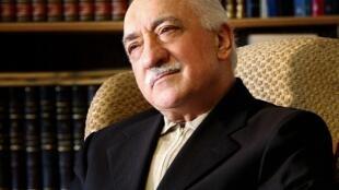 Le prédicateur turc Fethullah Gülen, dans son domicile de Pennsylvanie (Etats-Unis), le 28 décembre 2013.