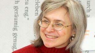 Anna Stepanovna Politkovskaya