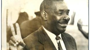 Rais wa kwanza wa Zanzibar Hayati Sheikh Abeid Amani Karume