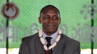 Kandeh Yumkella, mmoja wa waliokuwa mgombea urais nchini Sierra Leone