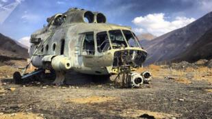 لاشه چرخبال حامل ۲۵ مسافر که از فراه به طرف هرات در حرکت بود و در مسیر راه سقوط کرد. چهارشنبه ۹ آبان/ ٣١ اکتبر ٢٠۱٨