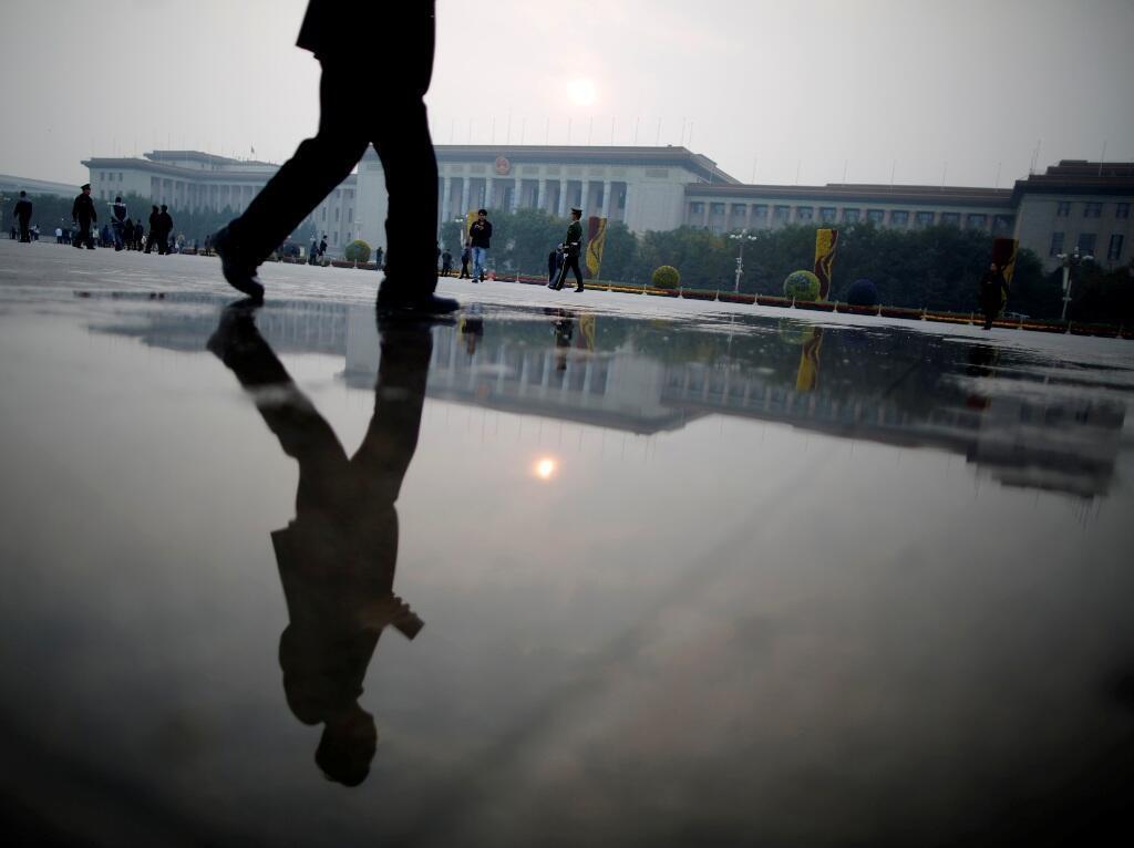 北京人大会堂2014年10月23日