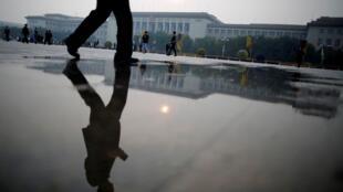 北京人民大会堂2014年10月23日