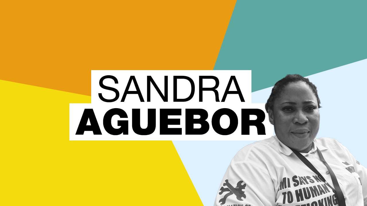 Sandra Aguebor : la première mécanicienne du Nigeria