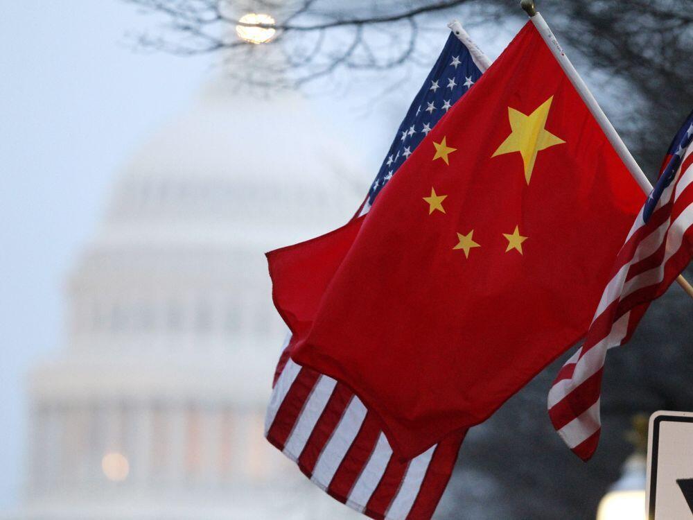 جنگ اقتصادی بین چین و آمریکا