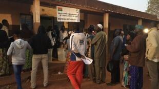 ouverture bureau burkina élections
