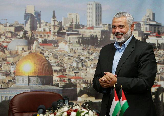 Ismail Haniyeh assumiu a liderança do movimento Hamas neste sábado, 6 de maio de 2017