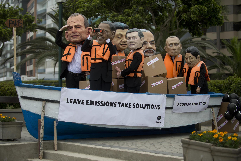 La 20e conférence des Nations Unies sur le climat s'est achevée, le 14 décembre dernier, par un accord minimal, l'appel de Lima pour l'action climatique.