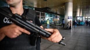 O atentado ao aeroporto foi um dos mais violentos dos últimos 40 anos