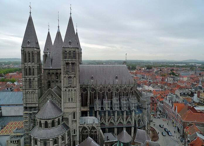 比利時圖爾奈聖母院大教堂