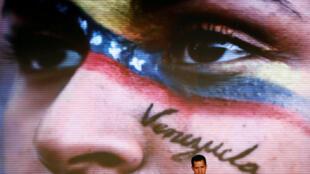 Tổng thống tự phong Juan Guaido kỳ vọng vào giới trẻ Venezuela.