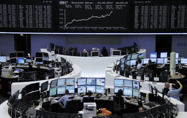 Франкфуртская биржа