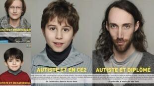 Campagne de sensibilisation pour informer et donner à l'autisme une véritable visibilité.