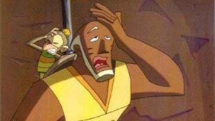 «Kabongo le Griot», série télévisée d'animation du studio Pictoon.