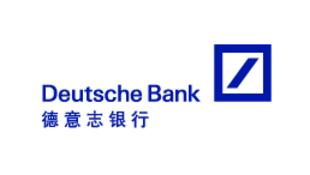 图为德意志银行标识