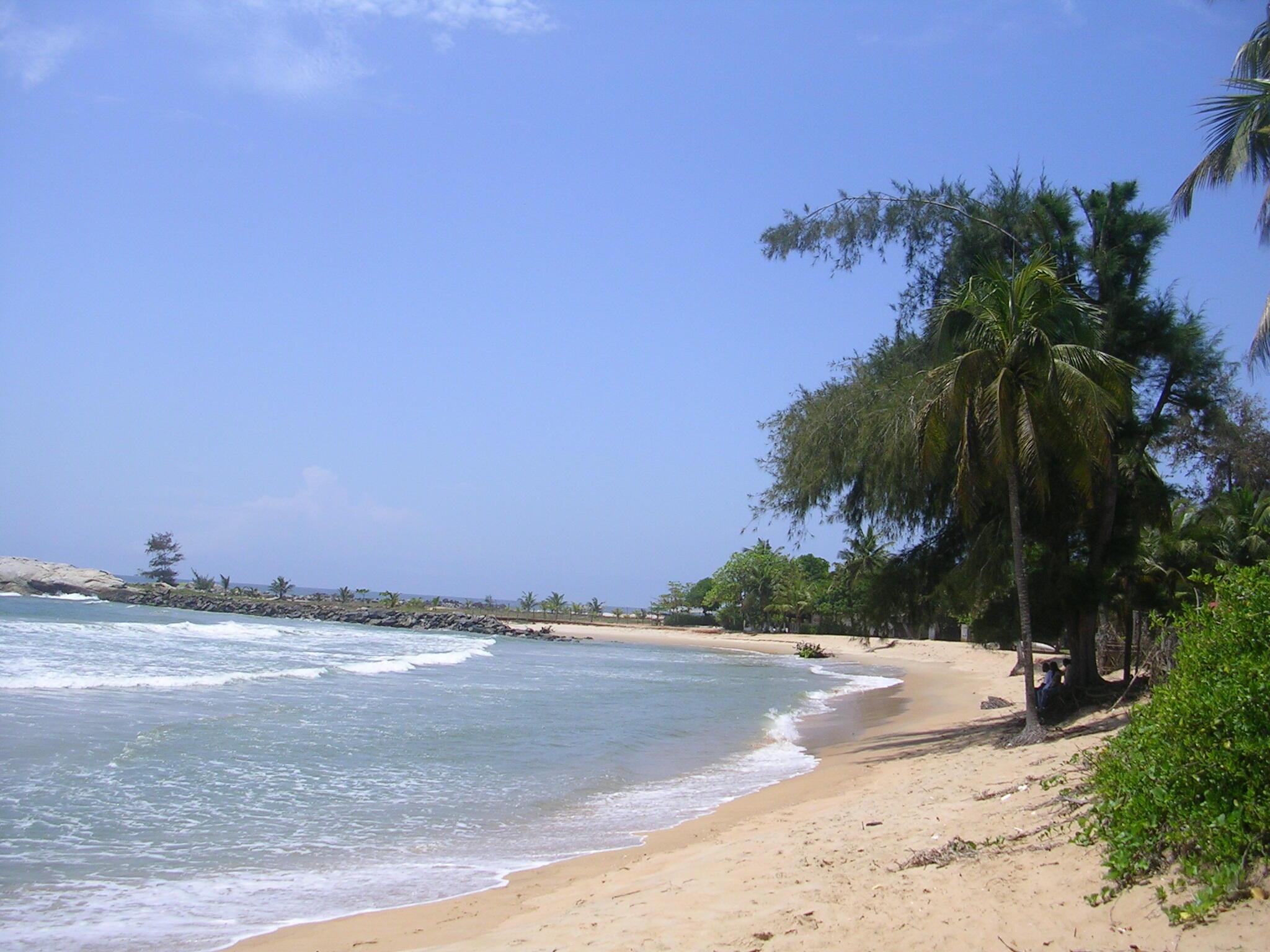 San Pedro - Plage - Côte d'Ivoire