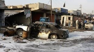 Deadly wave of attacks in Baghdad kills at least 57