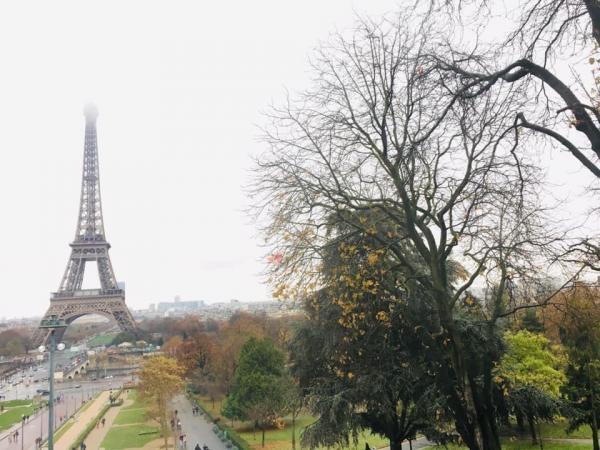 Du lịch Paris và vùng bị phụ cận là bị ảnh hưởng nhiều nhất do dịch Covid-19.