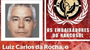 PF prende um dos maiores traficantes de droga da América do Sul