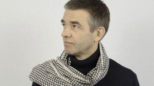 Philippe Lançon antes del ataque contra Charlie Hebdo.