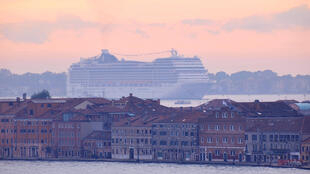 Italy has yet to allow cruise ships to back into Venice and other ports
